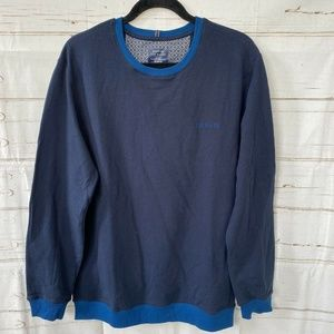 Ted Baker Mens NWT Long Sleeve Crewneck Sweater